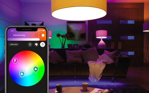 Philips Hue Color And White Ambiance 6,5W E14 Pære
