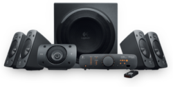 Logitech Z906 5.1 Surround Sound Højttaler System
