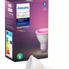 Philips Hue White Color Ambiance 6W Gu10 2-Pack