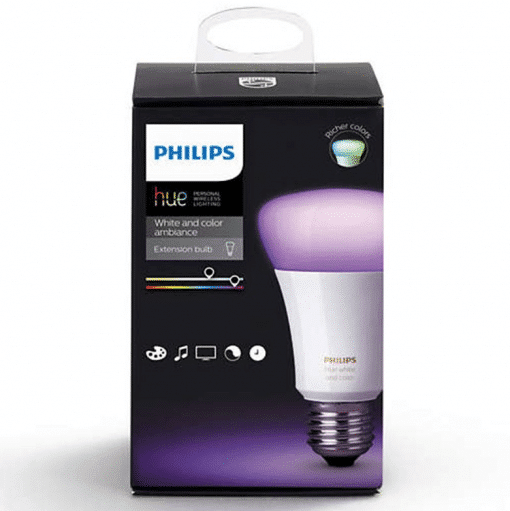 Philips Hue Color 9W A60 E27 Pære