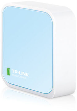 TP-Link WR802N WLAN router