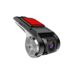 Dashcam 1080P bilkamera m. usb