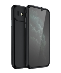 Valenta x Spy-Fy: iPhone 11 Case with Camera Covers Front & Rear