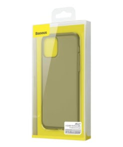 Baseus Silica Case for iPhone 11 Pro White