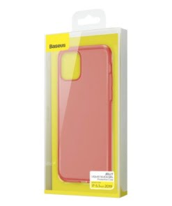 Baseus Silica Case for iPhone 11 White