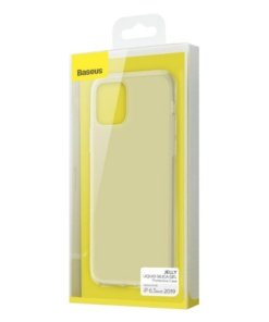 Baseus Silica Case for iPhone 11 Pro Max White