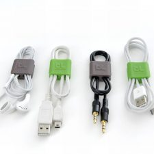 Bluelounge Cableclip - Cable Clamp In Several Sizes Small