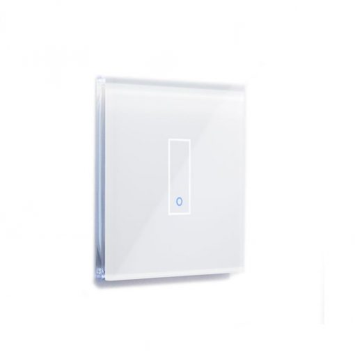Iotty Smart Switch Lswe21 (Single-Gang) - The Smart Switch That Innovates Your Home. White