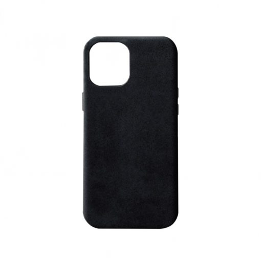 Journey Leather Case For Iphone Mini With Magsafe Black