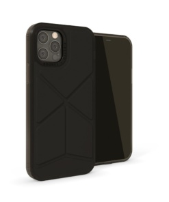 Pipetto Origami Snap for iPhone 12/12 Pro Black