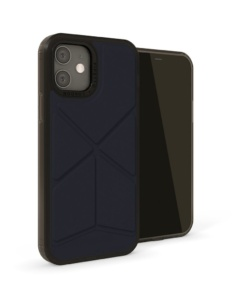 Pipetto Origami Snap for iPhone 12/12 Pro Dark Blue