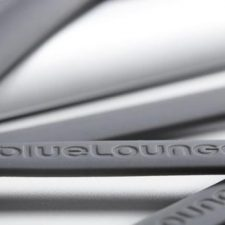 Bluelounge Kicks - Protects The Bottom Of The Ipad And Other Tablet From Scratches, 4-Pack