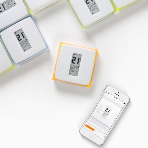 Netatmo Smart Thermostat V2 - Thermostat For The Smart Home (Apple Homekit Approved)