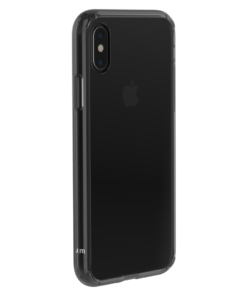 Just Mobile TENC Air - Unique self-healing case for iPhone XS Max Clear Black