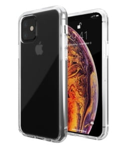 Just Mobile TENC Air - Unique self-healing case for iPhone 11