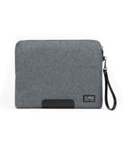 "PKG Slouch Sleeve for MacBook Pro 13"" Gray Wool"