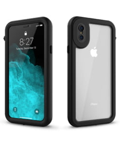 Hitcase Splash - drop resistent and waterproof case for iPhone XS Max