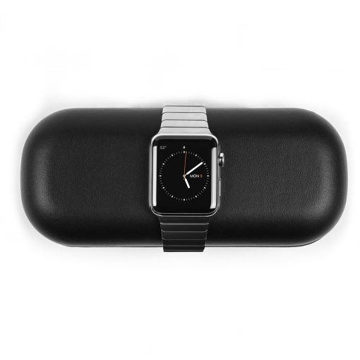 Twelve South Porter Time Of Apple Watch - A Time Capsule For Your Watch Accessories. Black
