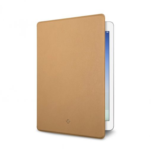 Twelve South Surfacepad For Ipad Air 2 - Luxury Leather Case Camel