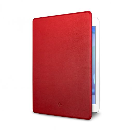Twelve South Surfacepad For Ipad Air 2 - Luxury Leather Case Red