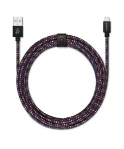 Usbepower FAB XXL Edition Lightning - 2.5m Lightning cable - Pink Gold