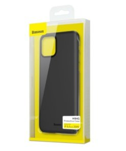 Baseus Wing Case for iPhone 11 - Black