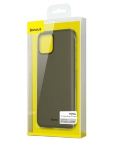 Baseus Wing Case for iPhone 11 Pro - Black