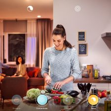 Philips Hue Cher Loftlampe, Bluetooth - Sort