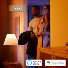 Philips Hue Buckram 1X5W, Bluetooth - Hvid