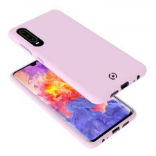 Celly Feeling Huawei P30 Silikone Cover, Lyserød