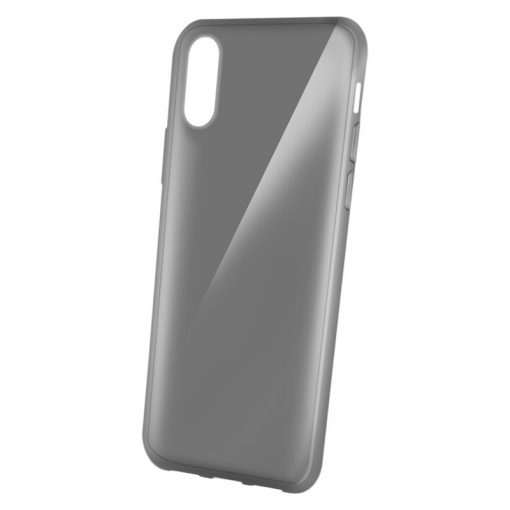 Celly Gelskin Iphone X/Xs Soft Tpu Cover, Sort