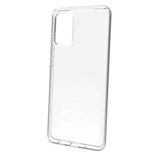 Celly Gelskin Samsung Galaxy S20 Soft Tpu Cover, Transparent