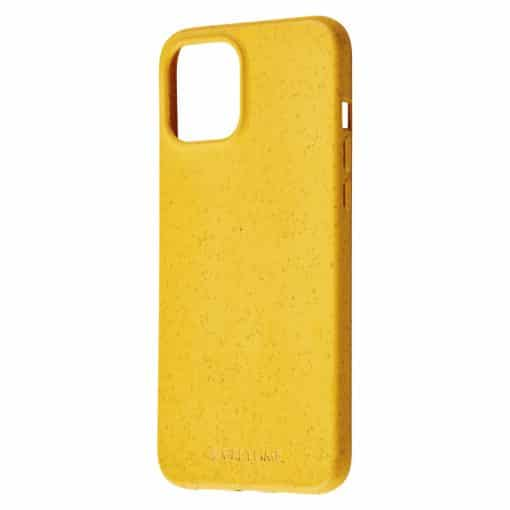 Greylime Iphone 12 Pro Max Bionedbrydelig Cover, Yellow