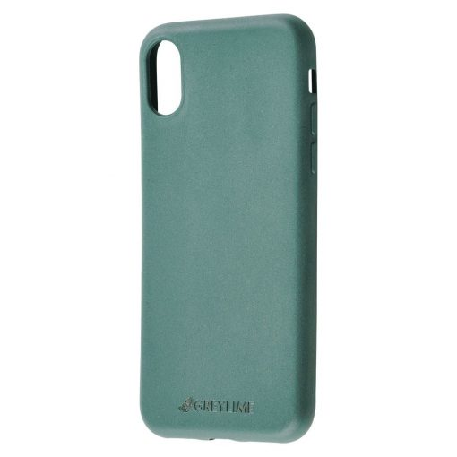 Greylime Iphone X/Xs Biodegradable Cover - Dark Green