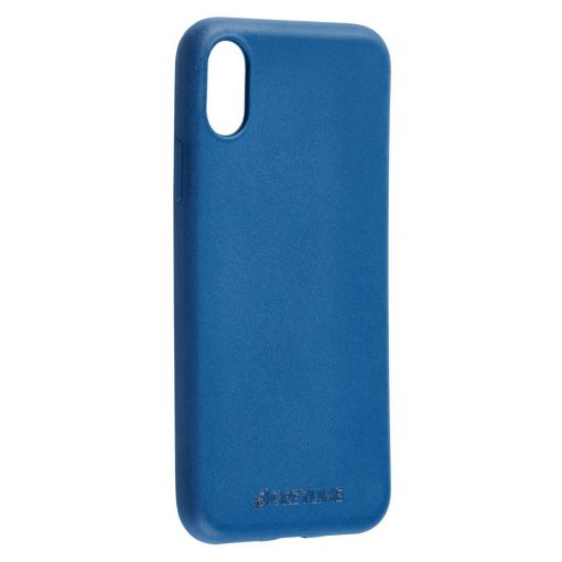 Greylime Iphone X/Xs Bionedbrydelig Cover - Navy Blue