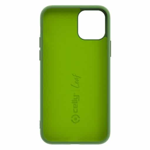 Celly Leaf Iphone 11 Pro Tpu Cover, Grøn