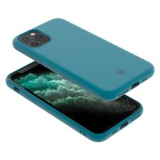 Celly Leaf Iphone 11 Pro Tpu Cover, Blå