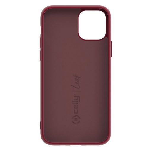 Celly Leaf Iphone 11 Pro Tpu Cover, Rød